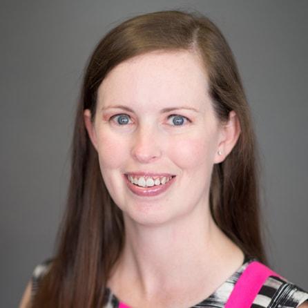 Courtney MacDonald, Front Desk Assistant