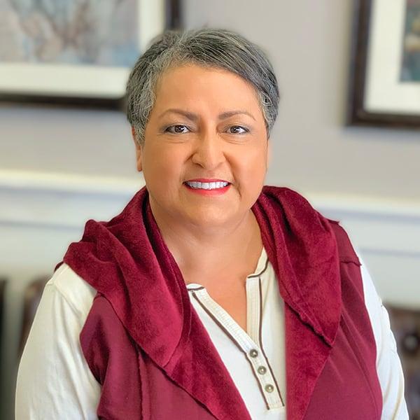 Dolores Childers, Front Desk Assistant